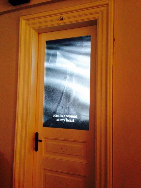 ويليام كنتريدج ', O  ماكينة وجدانية, 2015,  تصوير عوفري لبيد