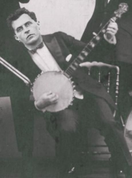 ויטגנשטיין מנגן בבנג'ו