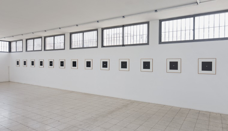 "Yossi Breger, ""A Guide for the Perplexed: Homonyms\"" installation view, Dvir Gallery"